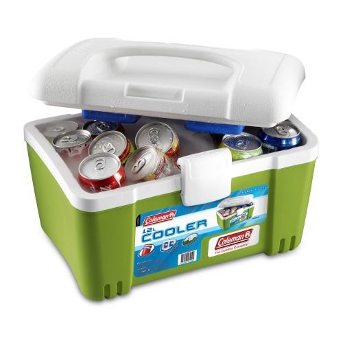 Coleman 12L Cooler Box (Green)