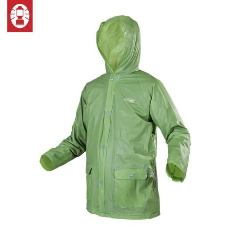 Coleman Youth Eva Rain Jacket (L/XL) - Green