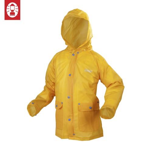 Coleman Youth Eva Rain Jacket (L/XL) - Orange