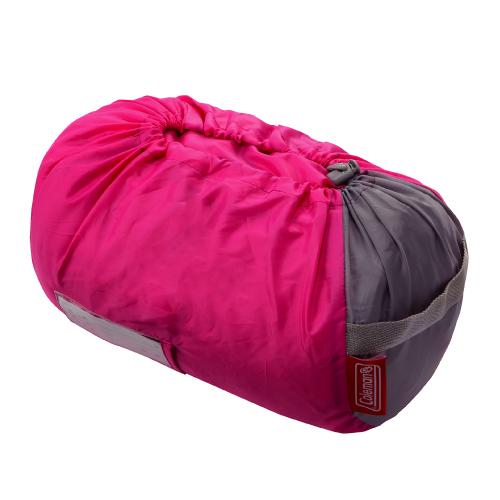 Coleman 10°C School Kid's/C10 Sleeping Bag (Pink)
