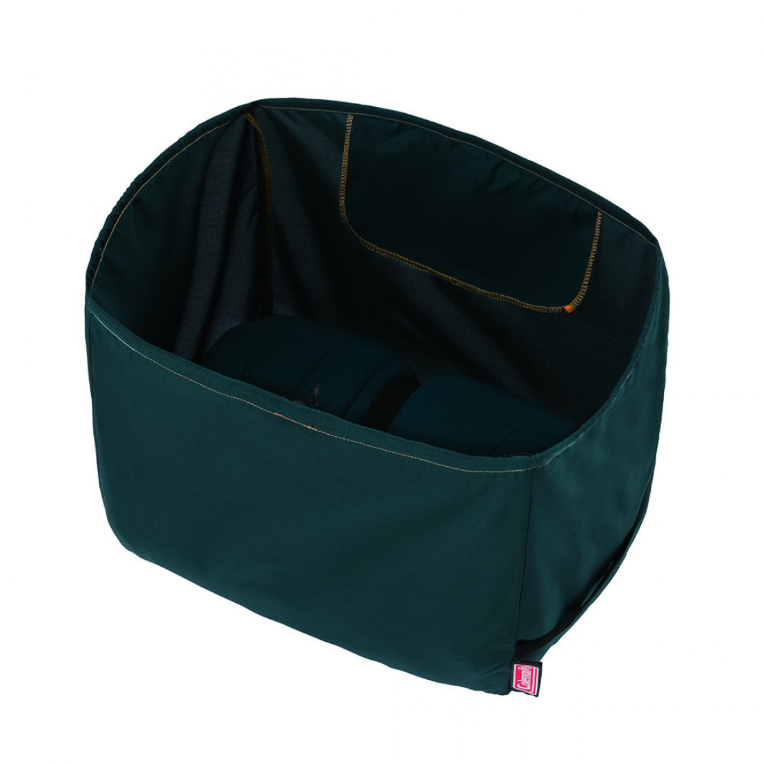 Coleman Fleece EZ Carry/C5 Sleeping Bag (Red Check)