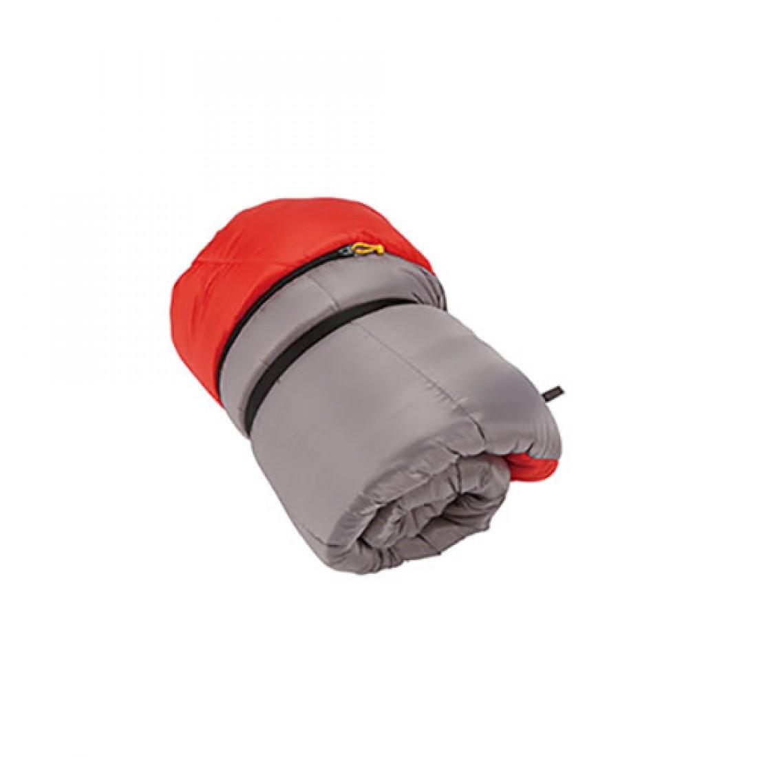 Coleman -15°C Tasman Camping Mummy Sleeping Bag (Orange)