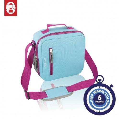 Coleman Cool Bag 5L Soft Cooler - Aqua