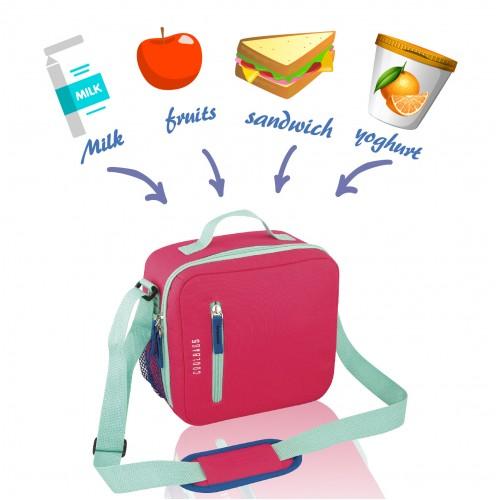 Coleman Cool Bag 5L Soft Cooler - Pink