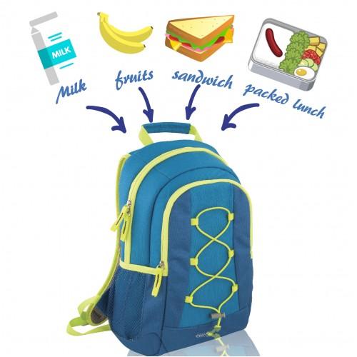 Coleman Cool Bag 10 Cooler Backpack - Blue