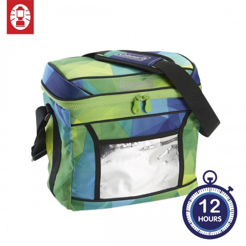 Coleman 12 Hours Polygonal Soft Cooler - 16 Cans