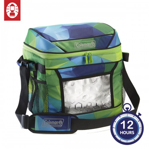 Coleman 12 Hours Polygonal Soft Cooler - 30 Cans