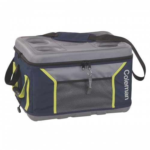 COLEMAN COOLER SOFT 45 CAN EVA MOLDED NAVY C002