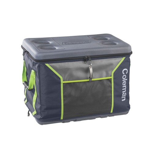 COLEMAN COOLER SOFT 75 CAN EVA MOLDED NAVY C002
