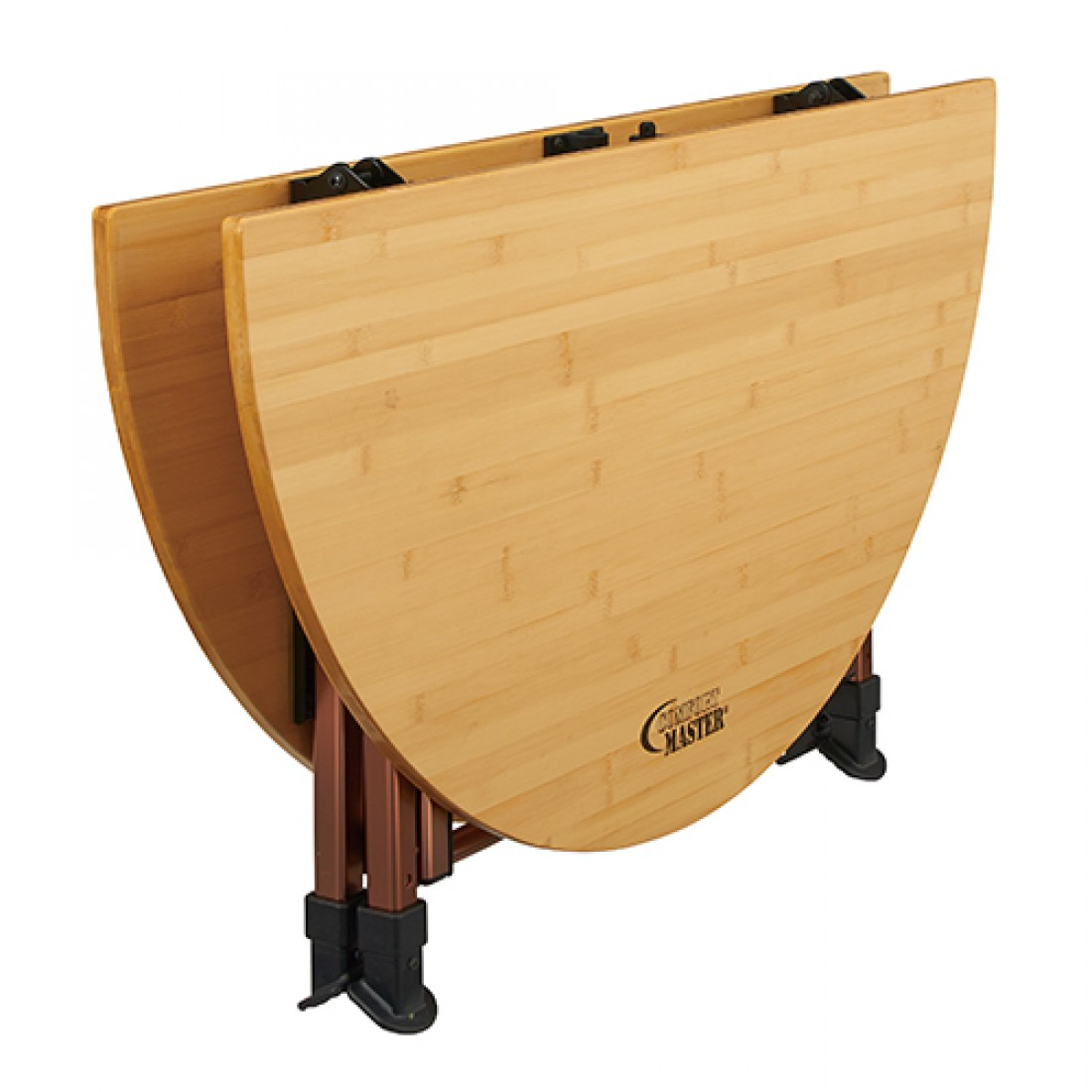 Coleman ComfortMaster® Bamboo Oval Table/85