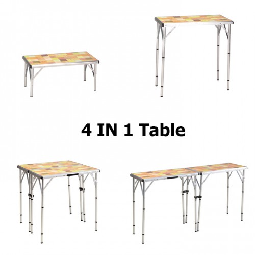 Coleman Pack-Away® Outdoor 4-in-1 Table