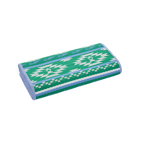 COLEMAN OUTDOOR RUG (TURQUOISE)