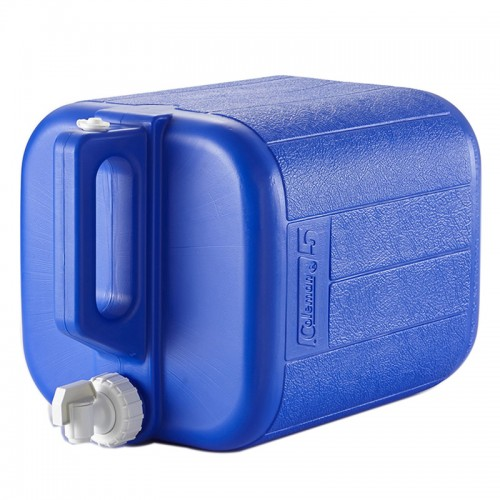 COLEMAN 5 GAL WATER CARRIER 00 BLUE GLBL C004 (19L)